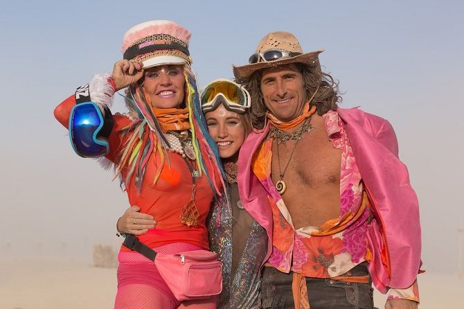 Буря посреди пустыни: фестиваль Burning Man 2019 36