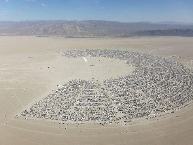 Буря посреди пустыни: фестиваль Burning Man 2019 6