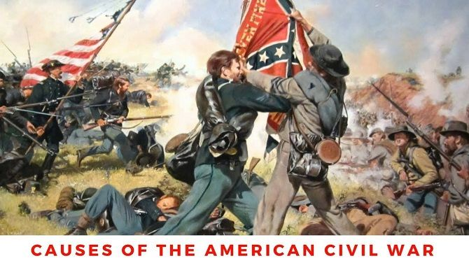 гражданская война США