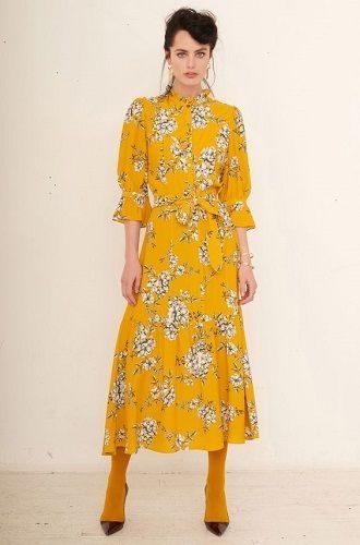 Тренды осенней моды 2021: платья, которые должны быть в вашем гардеробе уже сейчас 6