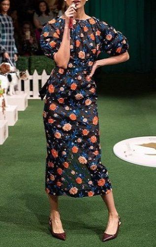 Тренды осенней моды 2021: платья, которые должны быть в вашем гардеробе уже сейчас 7
