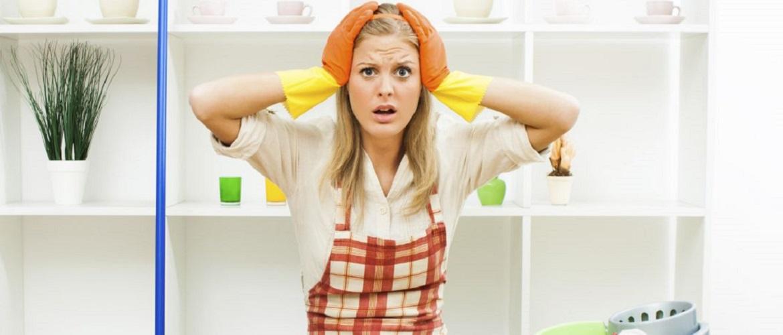 Как беспорядок связан со стрессом? Чисто в доме — спокойно на душе