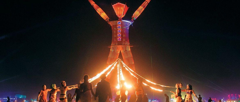 Буря посеред пустелі: фестиваль Burning Man 2019
