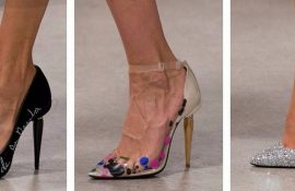 Модные туфли осень 2019: от элегантной классики до изысканной современности