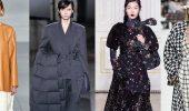 Тепло і елегантно: обираємо пальто на осінь 2019