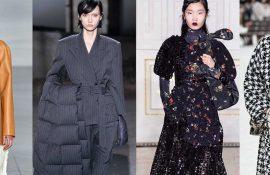 Тепло и элегантно: выбираем пальто на осень 2019