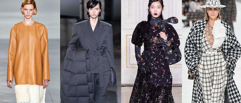 Тепло и элегантно: выбираем пальто на осень 2021