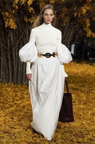 Тренды осенней моды 2021: платья, которые должны быть в вашем гардеробе уже сейчас 37