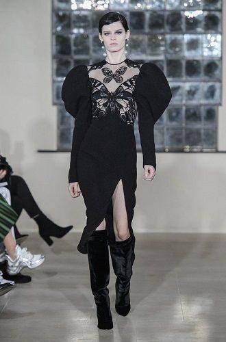 Тренды осенней моды 2021: платья, которые должны быть в вашем гардеробе уже сейчас 39