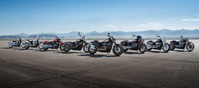 Harley Davidson байк