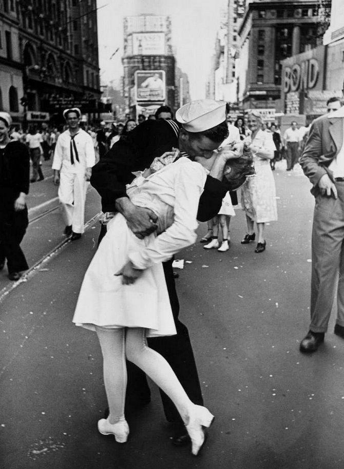 15 знаменитых фотографий, историю которых стоит знать всем 4