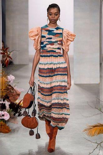 Тренды осенней моды 2021: платья, которые должны быть в вашем гардеробе уже сейчас 34