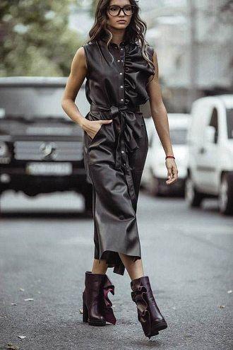 Тренды осенней моды 2021: платья, которые должны быть в вашем гардеробе уже сейчас 21