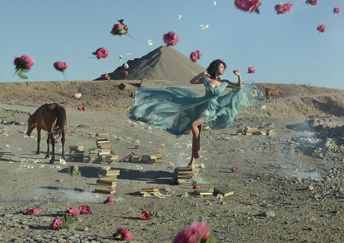 Всемирный день фотографии: праздничная фотоподборка в жанре левитация 1