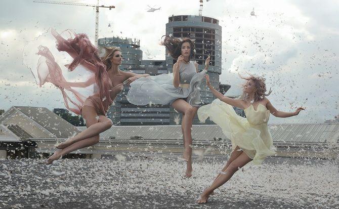 Всемирный день фотографии: праздничная фотоподборка в жанре левитация 12