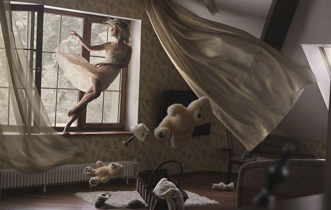 Всемирный день фотографии: праздничная фотоподборка в жанре левитация 14