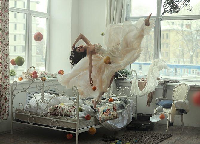 Всемирный день фотографии: праздничная фотоподборка в жанре левитация 21