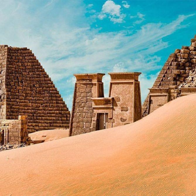 Великі Піраміди в Гізі