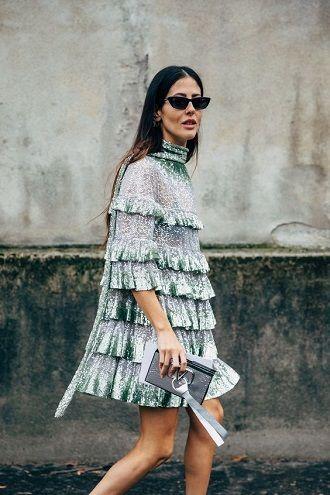 Тренды осенней моды 2021: платья, которые должны быть в вашем гардеробе уже сейчас 27