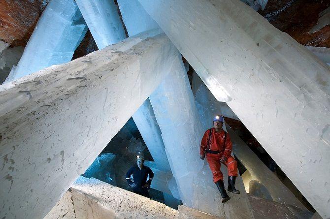 Печера гігантських кристалів