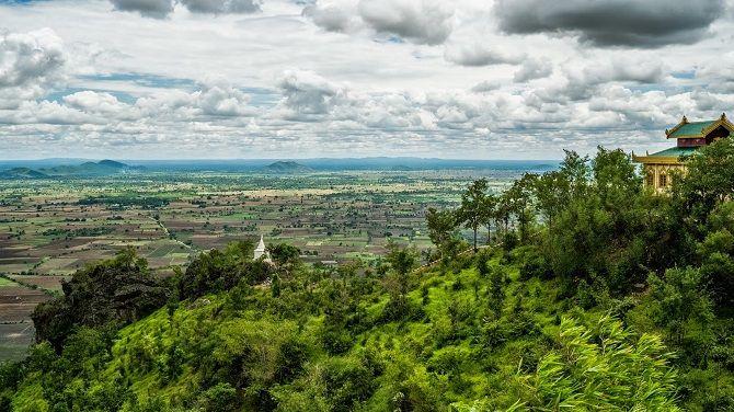 печера  Dat Taw Taung, М'янма