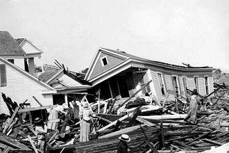 Когда природа беспощадна к человечеству или самые разрушительные ураганы в истории 4