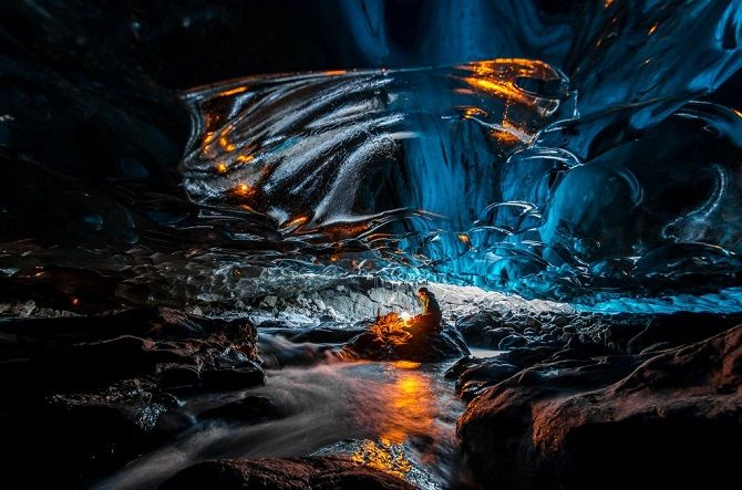 пещеры Ватнайокулл