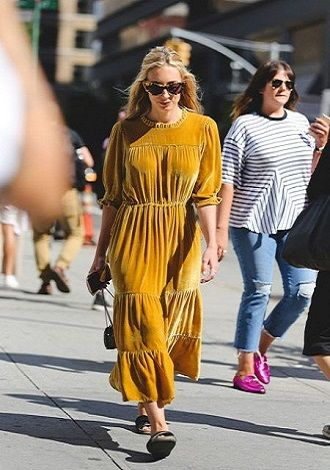 Тренды осенней моды 2021: платья, которые должны быть в вашем гардеробе уже сейчас 15