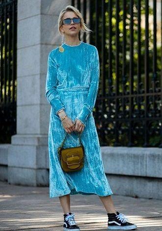 Тренды осенней моды 2021: платья, которые должны быть в вашем гардеробе уже сейчас 16