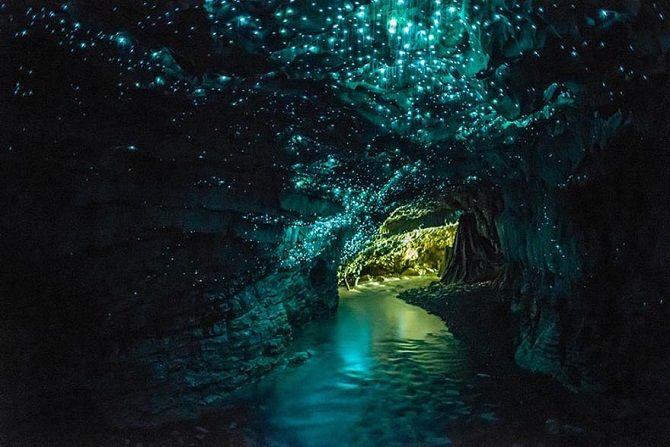 Печери Світлячків