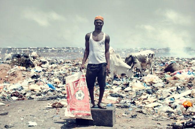 Район Агбогблоши, Гана