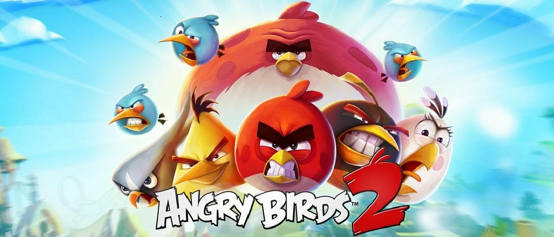 Мультфільм Angry Birds 2: новий ворог біля воріт
