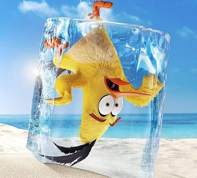 Мультфильм Angry Birds 2: новый враг у ворот 1