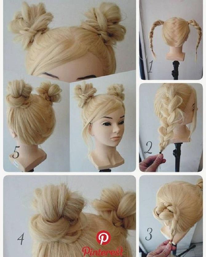 Модні зачіски в школу для дівчаток підлітків: легкі і прості варіанти 26