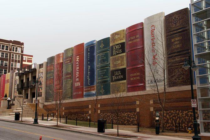 Публичная библиотека в Миссури