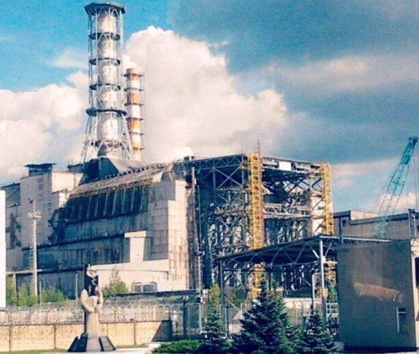 Чорнобиль, Україна