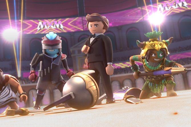 Через вселенные: Playmobil