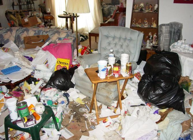 Как беспорядок связан со стрессом? Чисто в доме — спокойно на душе 1