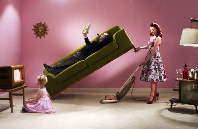Как беспорядок связан со стрессом? Чисто в доме — спокойно на душе 4