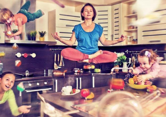 Как беспорядок связан со стрессом? Чисто в доме — спокойно на душе 5