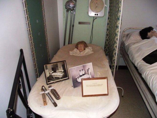 Музей психіатрії Glore