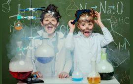 дети ученые
