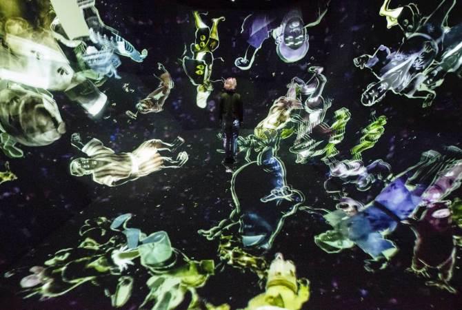 Музей цифрового мистецтва Морі Токіо, Японія