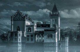 Таинственные замки Европы, где живут привидения