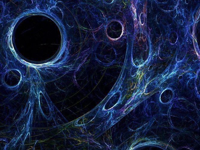расширение Вселенной