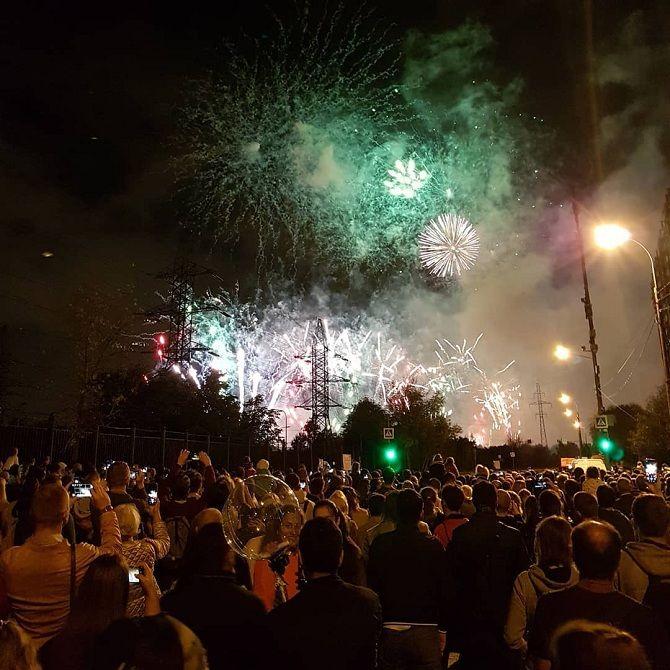 Міжнародний фестиваль феєрверків: фото і відео репортаж 2
