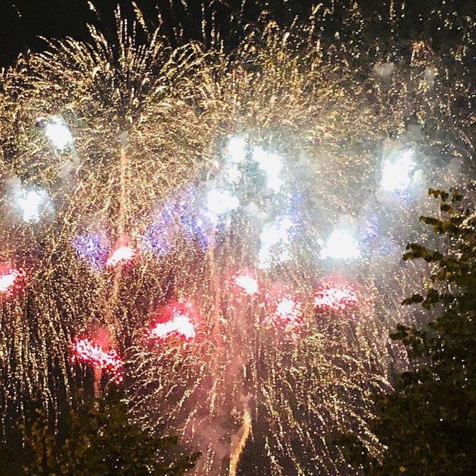 Міжнародний фестиваль феєрверків: фото і відео репортаж 9