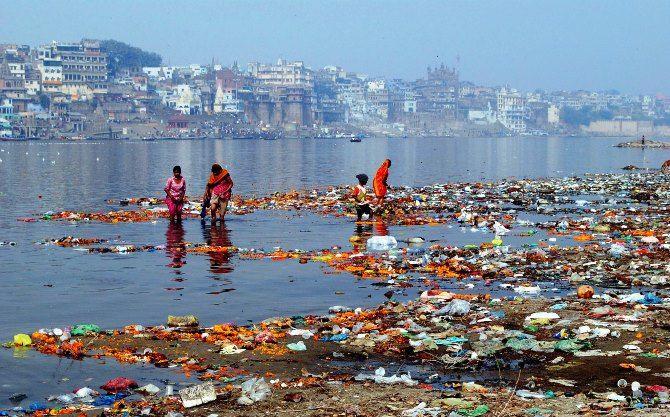 Река Ганг (Индия)