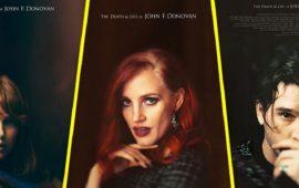 «Смерть и жизнь Джона Ф. Донована»: драма о падении кинозвезды