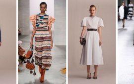 Тренды осенней моды: платья, которые должны быть в вашем гардеробе уже сейчас